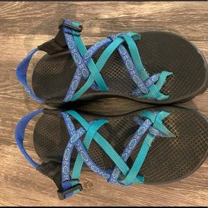 Womens chaco sandals strappy toe